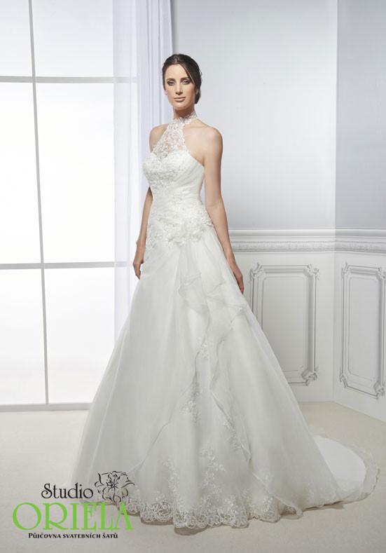 0b2e14dd047 Svatební šaty Oriela 194-18 1 ...