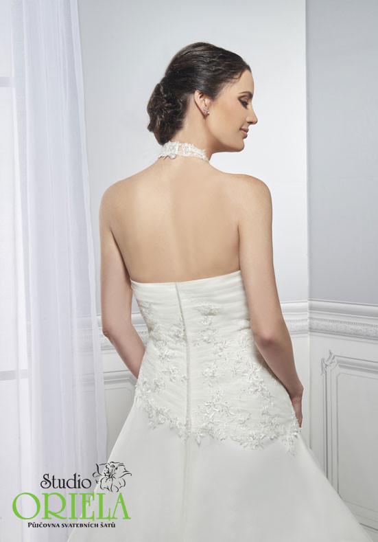 bc3cf66642e Svatební šaty Oriela 194-18 3 ...